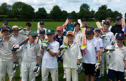 Cricket Camps in Leicestershire & Rutland