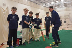 Cricket Coaching for Leicestershire Schools