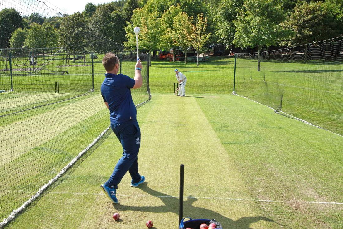 Winter cricket academy in leicestershire