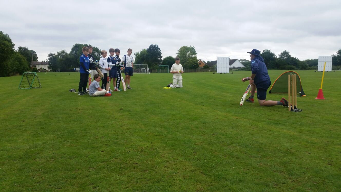Tom Flowers Cricket Coaching serving Leicestershire & Rutland
