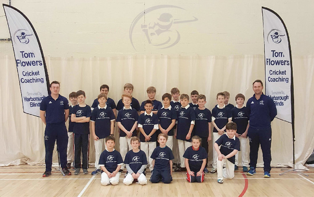 Leicestershire & Rutland Summer Cricket Camp